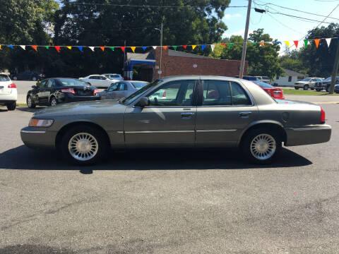 2000 Mercury Grand Marquis for sale at Diamond Auto Sales in Lexington NC