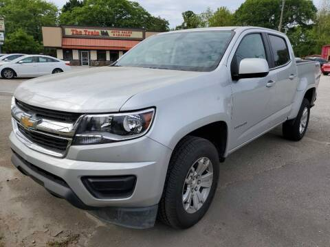 2020 Chevrolet Colorado for sale at THE TRAIN AUTO SALES & LEASING in Mauldin SC