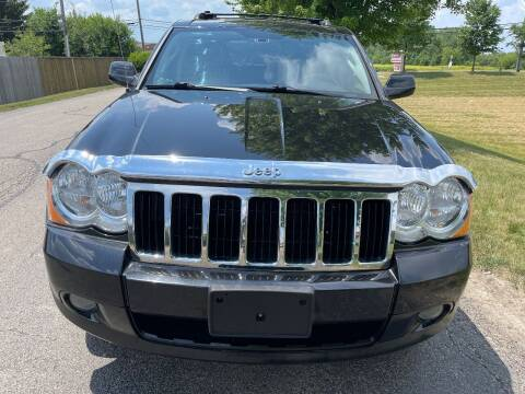 2009 Jeep Grand Cherokee for sale at Luxury Cars Xchange in Lockport IL