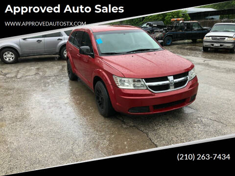 2009 Dodge Journey for sale at Approved Auto Sales in San Antonio TX
