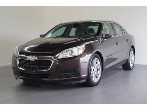 2015 Chevrolet Malibu for sale at FREDYS CARS FOR LESS in Houston TX
