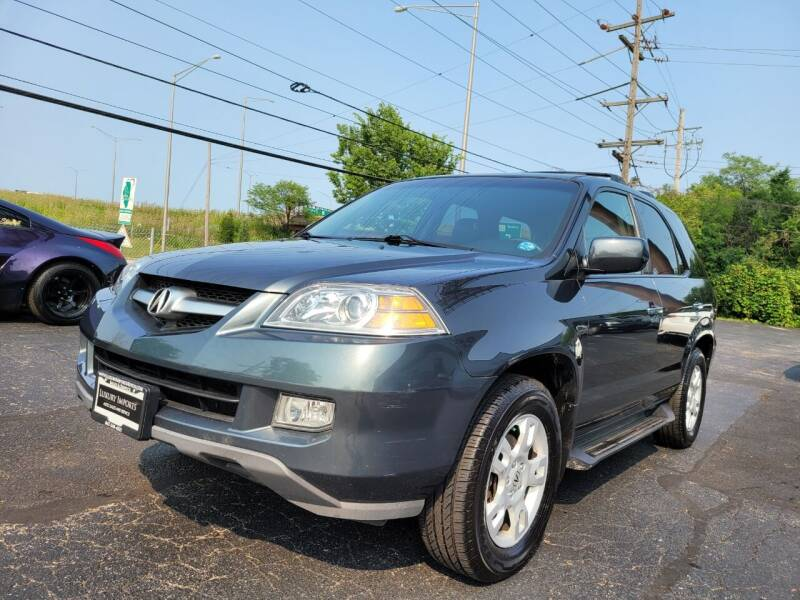 2006 Acura MDX for sale at Luxury Imports Auto Sales and Service in Rolling Meadows IL