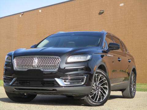 2019 Lincoln Nautilus for sale at Autohaus in Royal Oak MI