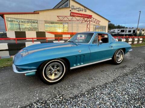 1965 Chevrolet Corvette for sale at Drager's International Classic Sales in Burlington WA