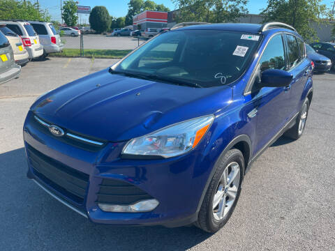 2015 Ford Escape for sale at Diana Rico LLC in Dalton GA