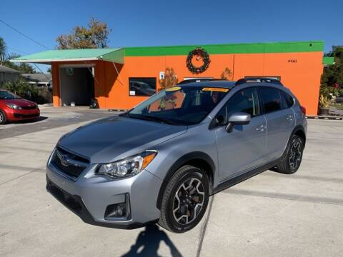 2016 Subaru Crosstrek for sale at Galaxy Auto Service, Inc. in Orlando FL