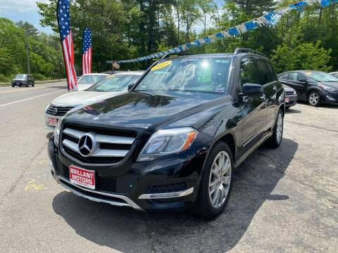 2013 Mercedes-Benz GLK for sale at Brilliant Motors in Topsham ME