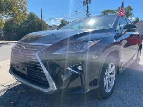 2017 Lexus RX 350 for sale at AUTORAMA SALES INC. in Farmingdale NY
