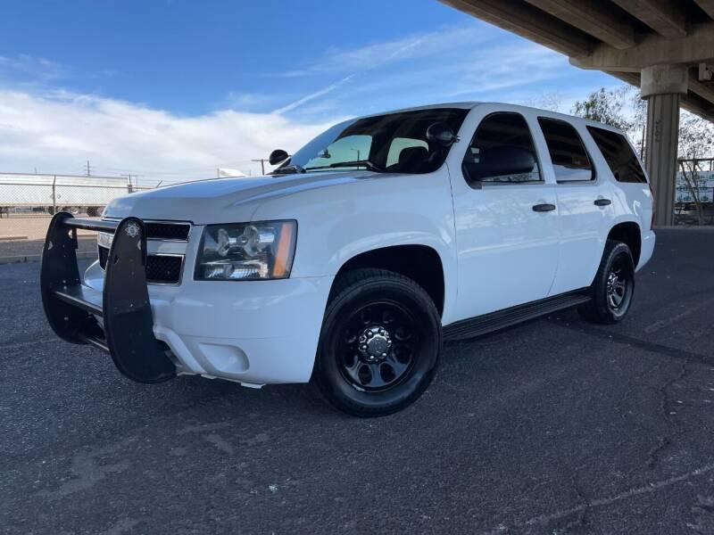 2014 Chevrolet Tahoe for sale at MT Motor Group LLC in Phoenix AZ