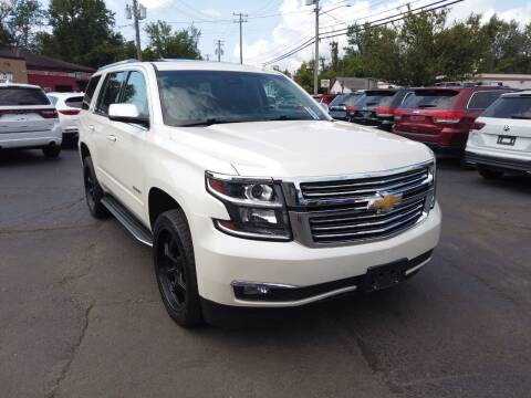 2015 Chevrolet Tahoe for sale at RS Motors in Falconer NY