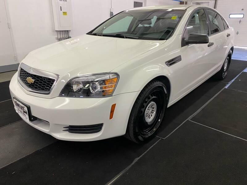 2012 Chevrolet Caprice for sale at TOWNE AUTO BROKERS in Virginia Beach VA