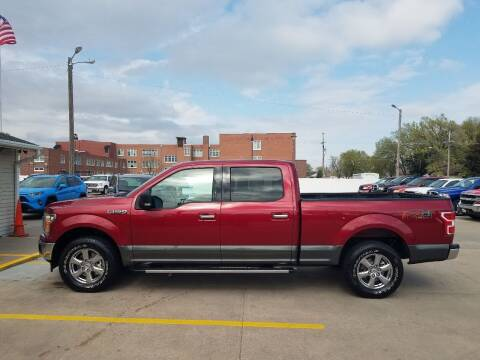 2018 Ford F-150 for sale at DICK'S MOTOR CO INC in Grand Island NE