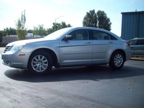 2010 Chrysler Sebring for sale at Whitney Motor CO in Merriam KS