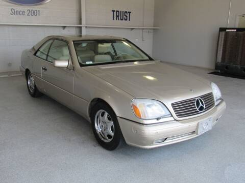 1999 Mercedes-Benz CL-Class for sale at TANQUE VERDE MOTORS in Tucson AZ