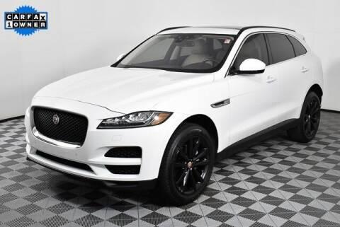 2018 Jaguar F-PACE for sale at Southern Auto Solutions - Georgia Car Finder - Southern Auto Solutions-Jim Ellis Volkswagen Atlan in Marietta GA