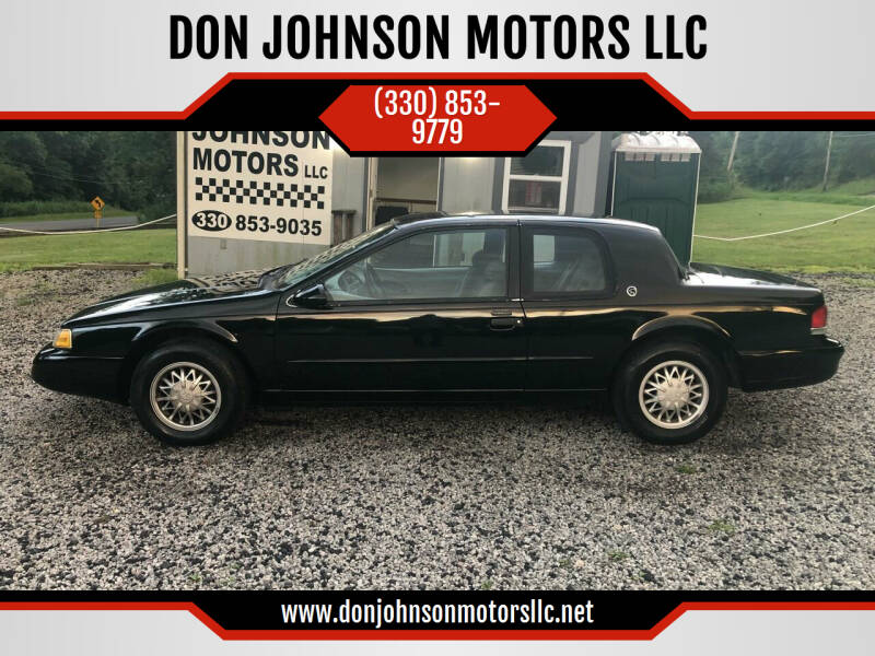 1994 Mercury Cougar for sale in Lisbon, OH