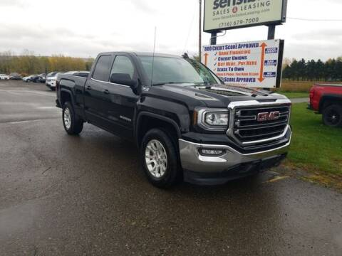 2017 GMC Sierra 1500 for sale at Sensible Sales & Leasing in Fredonia NY