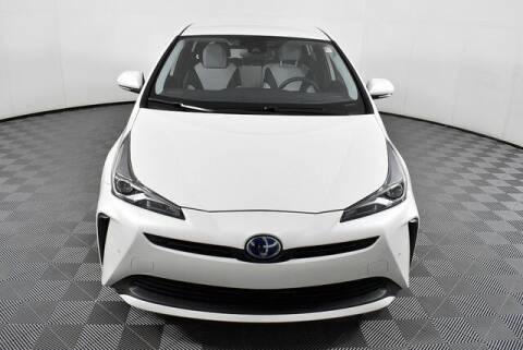 2019 Toyota Prius for sale at Southern Auto Solutions-Jim Ellis Volkswagen Atlan in Marietta GA