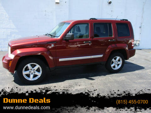 2008 Jeep Liberty for sale at Dunne Deals in Crystal Lake IL
