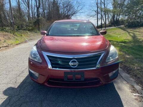 2013 Nissan Altima for sale at Speed Auto Mall in Greensboro NC