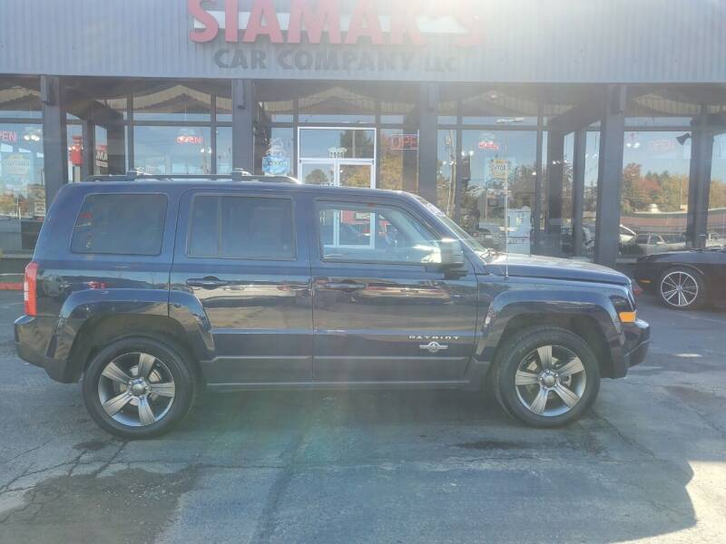 2014 Jeep Patriot for sale at Siamak's Car Company llc in Salem OR