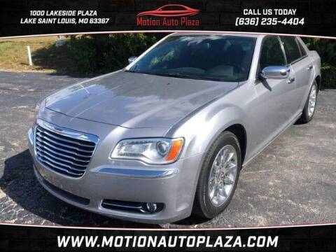 2014 Chrysler 300 for sale at Motion Auto Plaza in Lakeside MO