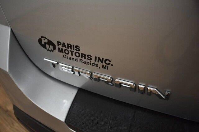 2010 GMC Terrain AWD SLE-1 4dr SUV - Grand Rapids MI