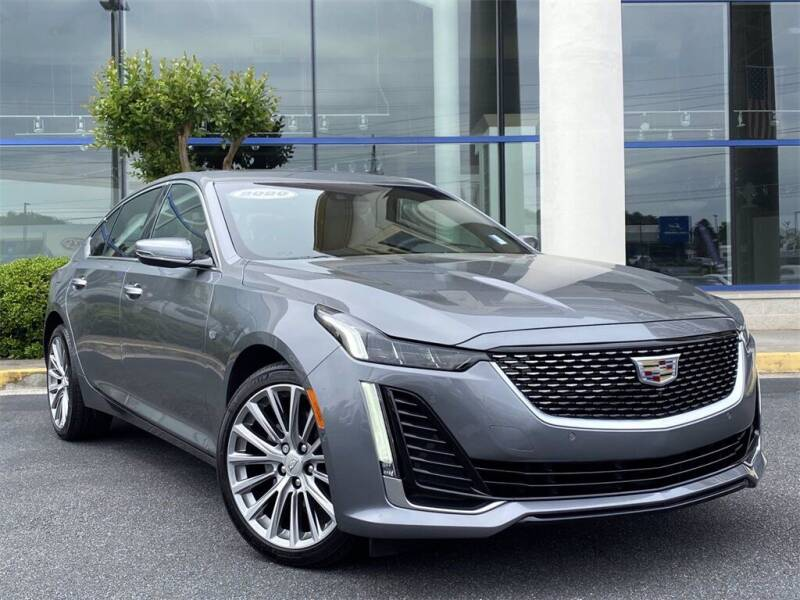 2020 Cadillac CT5 for sale at Capital Cadillac of Atlanta in Smyrna GA