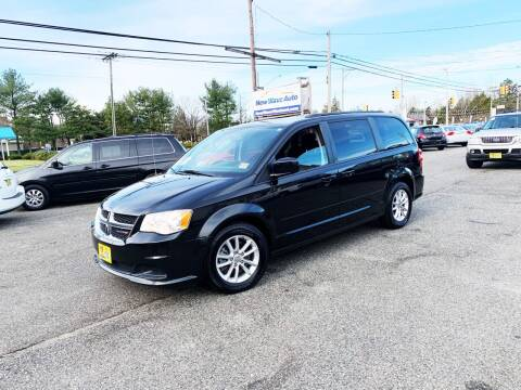 2013 Dodge Grand Caravan for sale at New Wave Auto of Vineland in Vineland NJ