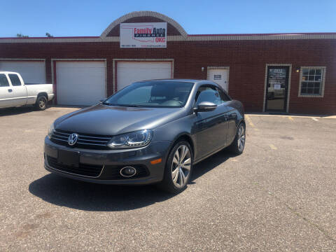 2013 Volkswagen Eos for sale at Family Auto Finance OKC LLC in Oklahoma City OK