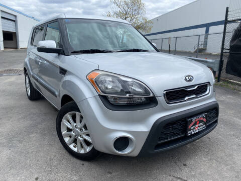 2012 Kia Soul for sale at JerseyMotorsInc.com in Teterboro NJ