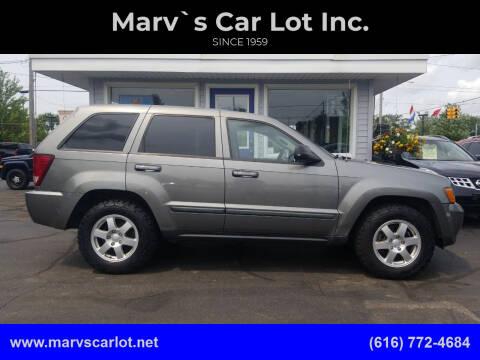 2008 Jeep Grand Cherokee for sale at Marv`s Car Lot Inc. in Zeeland MI