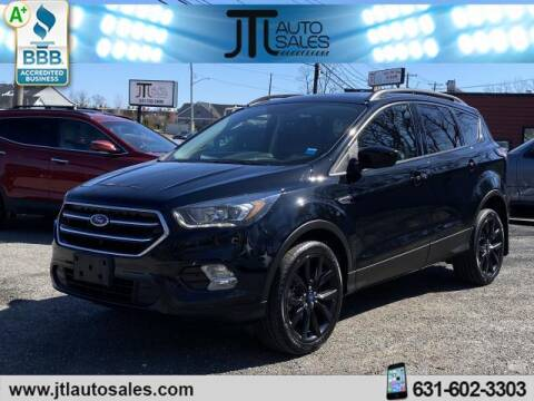 2017 Ford Escape for sale at JTL Auto Inc in Selden NY
