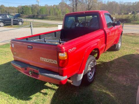 2003 Mazda Truck for sale at UpCountry Motors in Taylors SC
