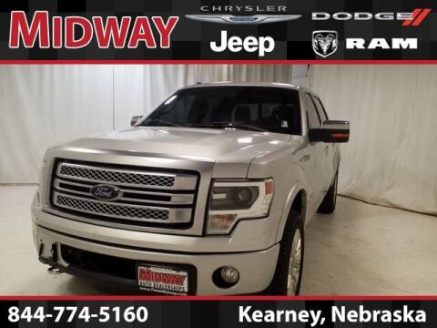 2013 Ford F-150 for sale at MIDWAY CHRYSLER DODGE JEEP RAM in Kearney NE