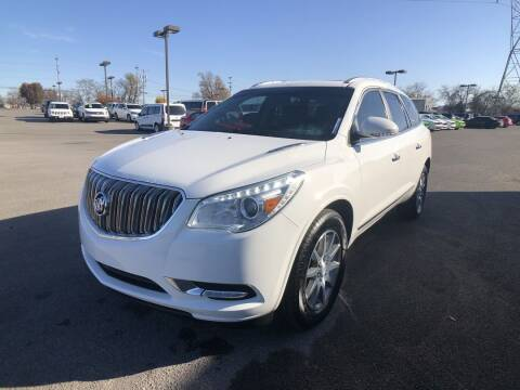 2017 Buick Enclave for sale at ADKINS CITY AUTO in Murfreesboro TN