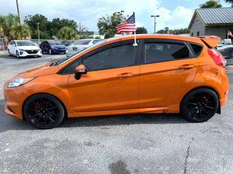 2017 Ford Fiesta for sale at Orlando Auto Connect in Orlando FL