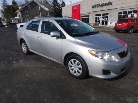 2010 Toyota Corolla for sale at Jeff D'Ambrosio Auto Group in Downingtown PA