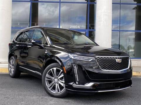 2021 Cadillac XT6 for sale at Capital Cadillac of Atlanta New Cars in Smyrna GA