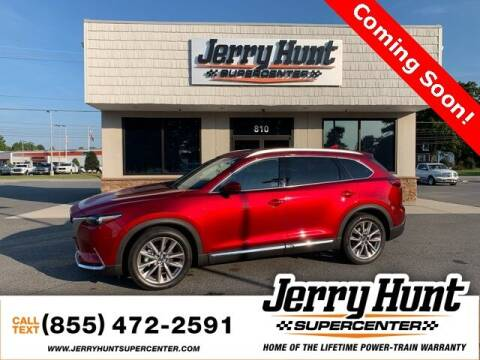 2021 Mazda CX-9 for sale at Jerry Hunt Supercenter in Lexington NC