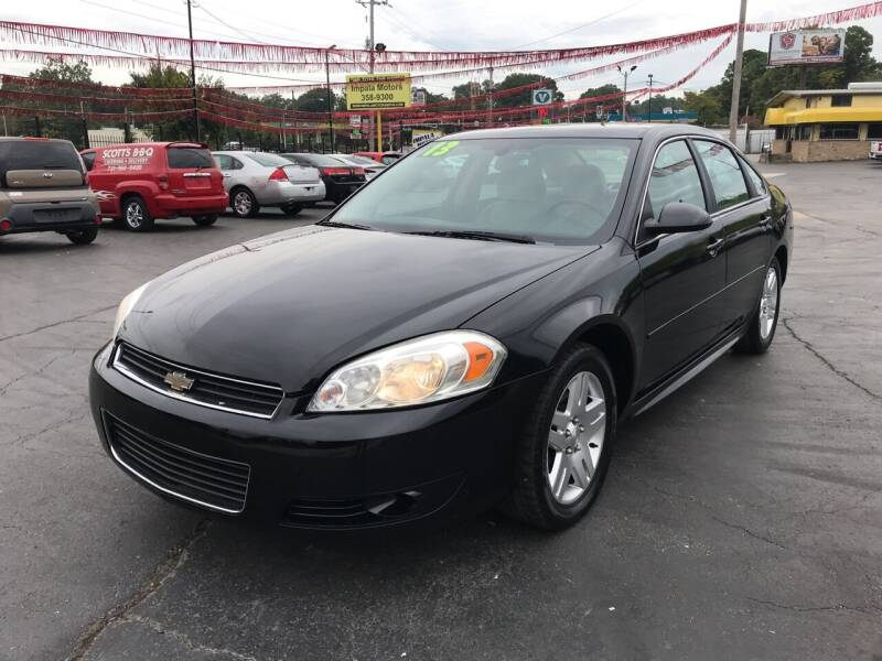 2013 Chevrolet Impala for sale at IMPALA MOTORS in Memphis TN
