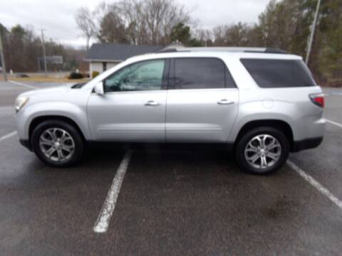 2014 GMC Acadia for sale at West End Auto Sales LLC in Richmond VA