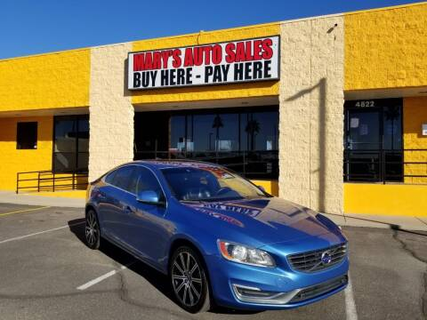 2014 Volvo S60 for sale at Marys Auto Sales in Phoenix AZ