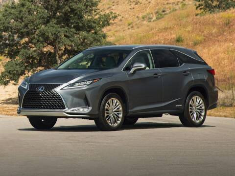 2021 Lexus RX 450h for sale at RALLYE LEXUS in Glen Cove NY