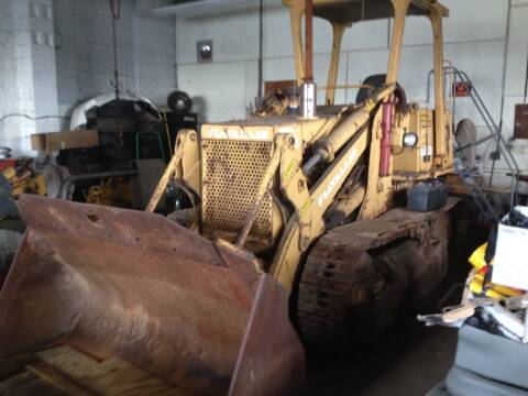 Fiat-Allis Fl-90 Crawlwer/loader for sale at Stan's Auto Sales Inc in New Castle PA