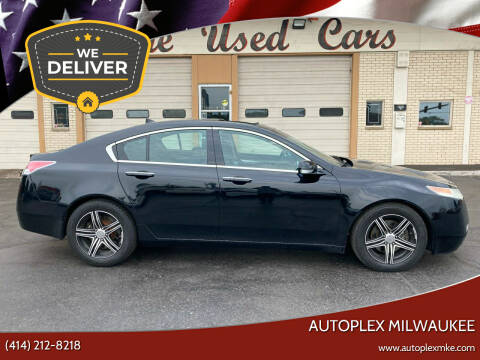 2010 Acura TL for sale at Autoplex 2 in Milwaukee WI