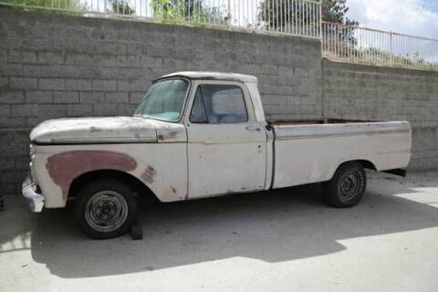 1966 Ford F-150 for sale at Haggle Me Classics in Hobart IN