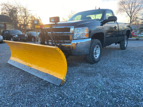 2007 Chevrolet Silverado 2500HD for sale at Action Automotive Service LLC in Hudson NY