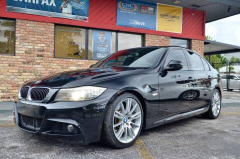 2011 BMW 3 Series for sale at ALWAYSSOLD123 INC in North Miami Beach FL