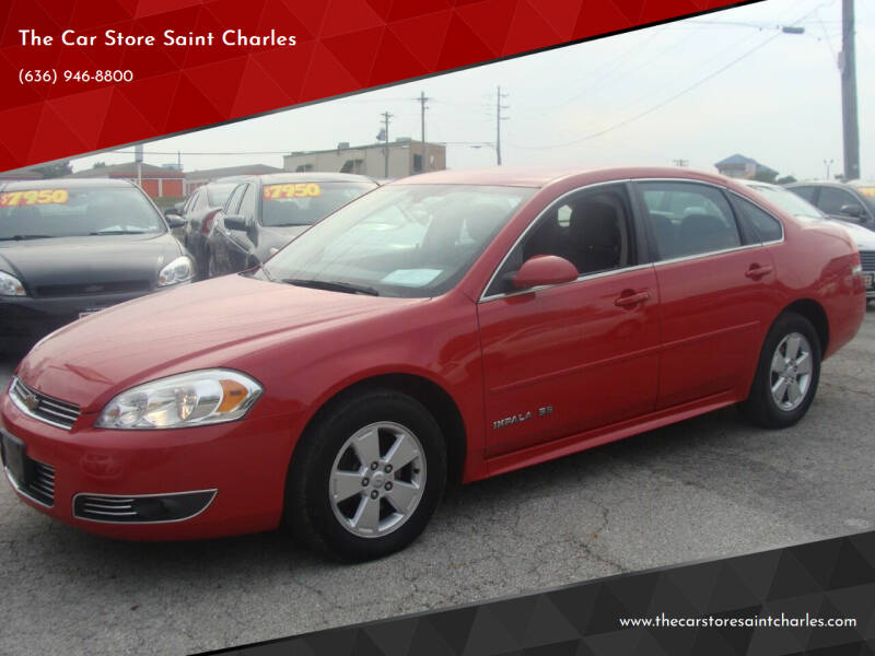 2010 Chevrolet Impala for sale at The Car Store Saint Charles in Saint Charles MO